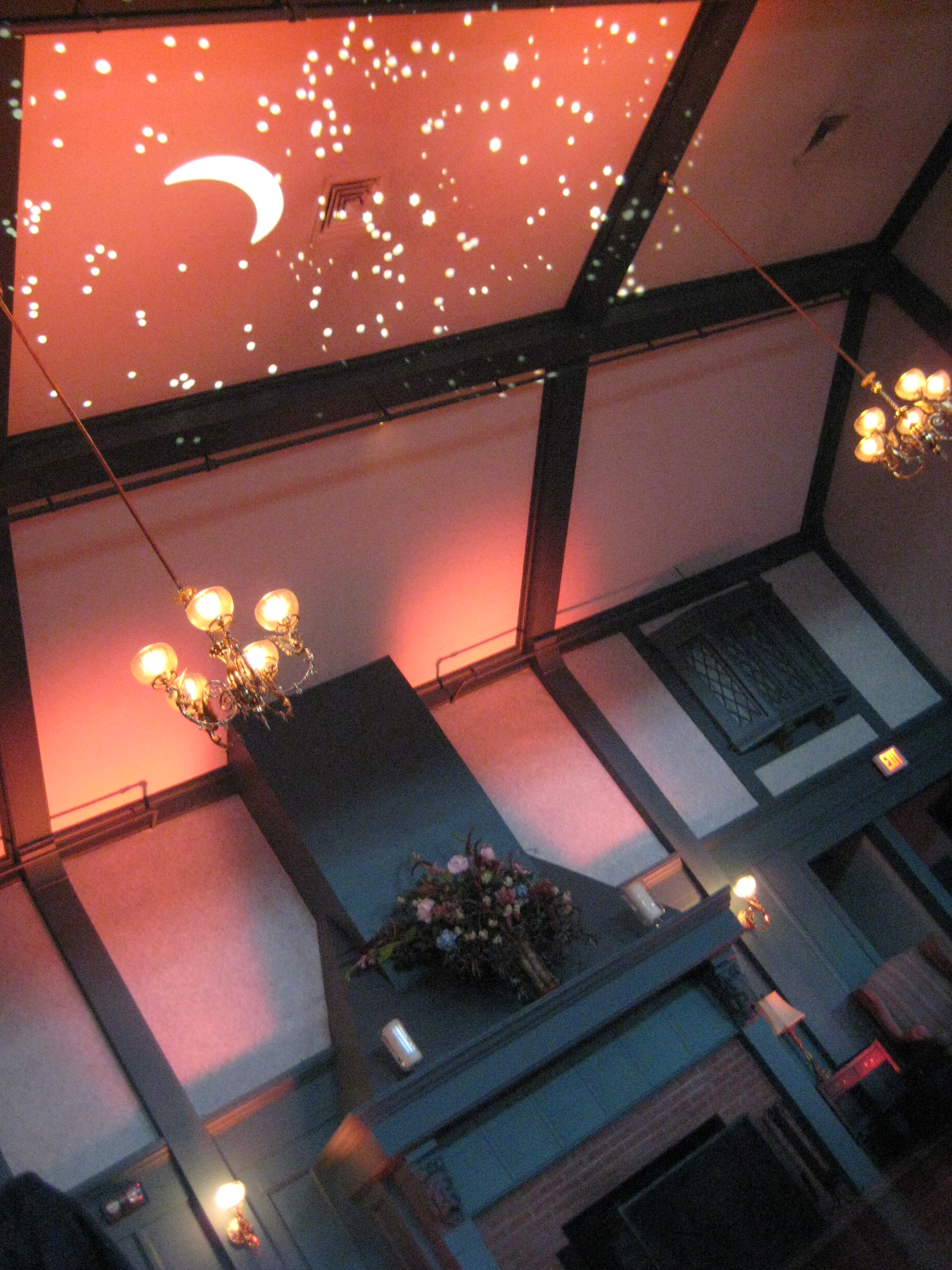 Wedding Reception Event Lighting And Up Lighting