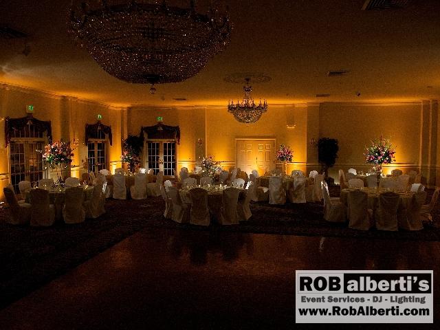 How To Light Your Wedding Reception Venue | Rob Albertiu0027s Event Services - 413-562-2632 & How To Light Your Wedding Reception Venue | Rob Albertiu0027s Event ...