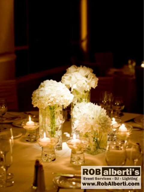 How to light your wedding reception venue rob alberti s