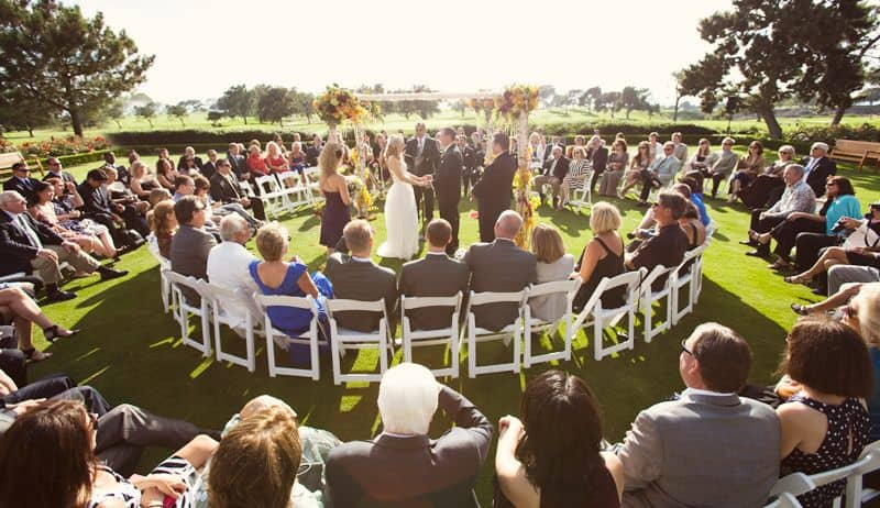 Having an outdoor wedding ceremony in New England? | Rob Alberti\'s ...