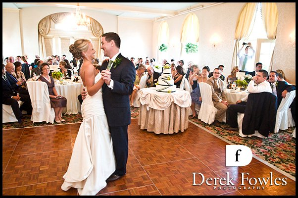 Wedding We Did With Derek Fowles Photography