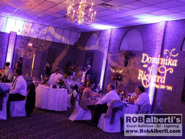 Western MA Wedding Event Lighting Rob Alberti 39s Event Services in