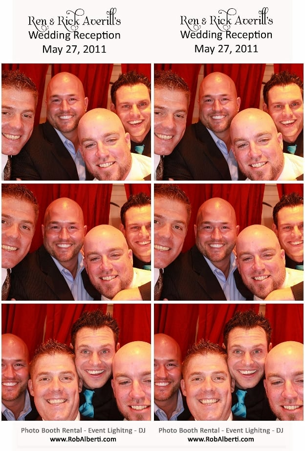 Northampton Center For The Arts Photo Booth Rental Wedding