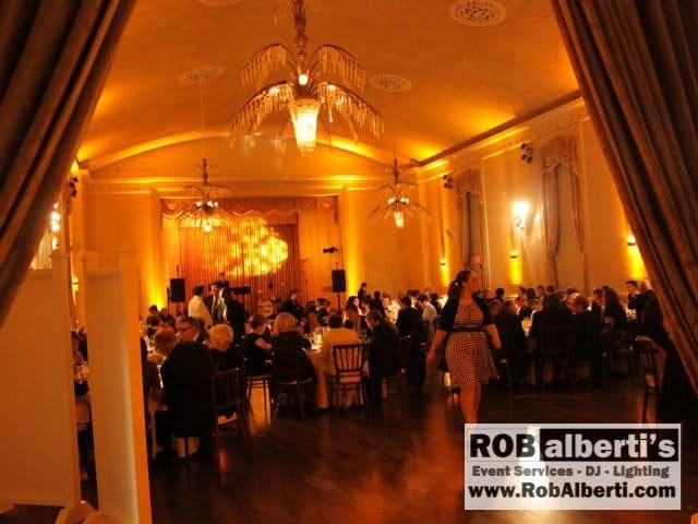 Amber Lighting Wedding karma event lighting for weddings and
