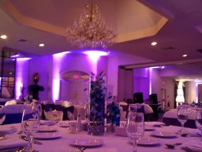 The Delaney House Holyoke Ma With Our Event Lighting