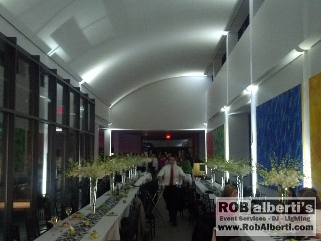 Eric Carle Museum Wedding Rob Alberti S Event Services
