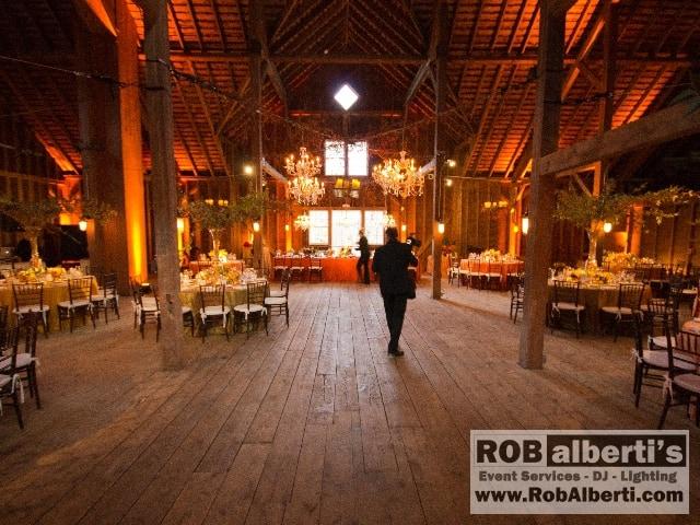 Stonover farm lenox ma wedding lighting rob alberti 39 s for Lenox ma wedding venues