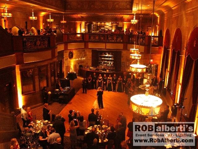 Shari Amp Erics Wedding At The Society Room Of Hartford CT