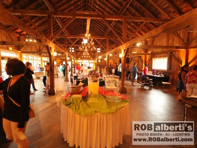 Quonquont Farm Spa Night Whately Ma Barn Weddings