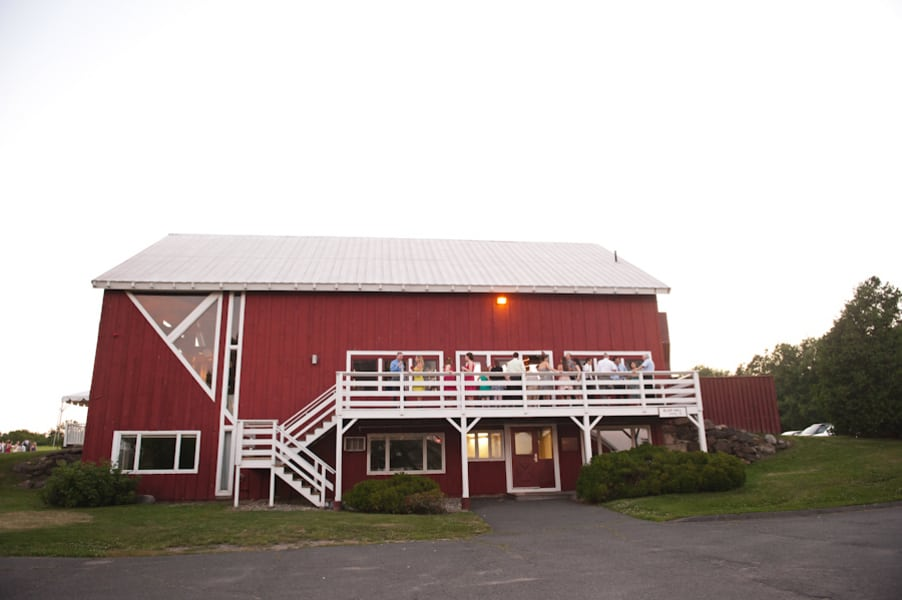 Rob Albertis Event Services Supplies Lighting For Barn Weddings In The Berkshires