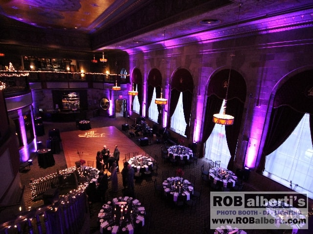 The Society Room of Hartford  DJ Lighting wedding photos -  www.robalberti.com0 IMG_4703