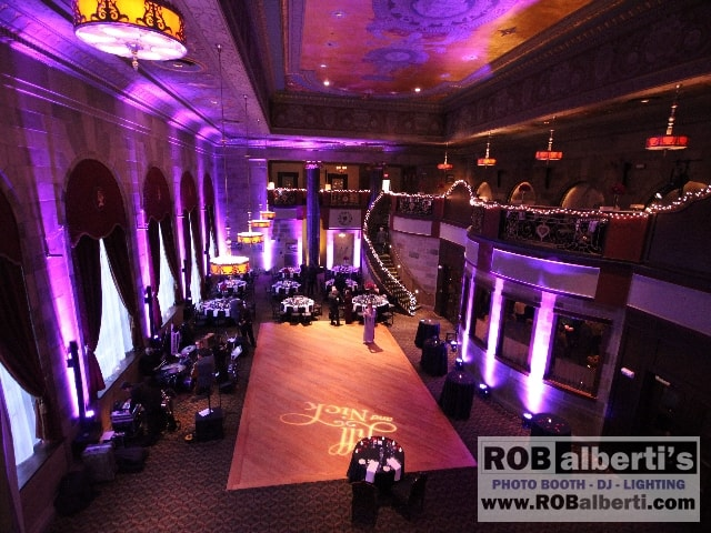 The Society Room of Hartford  DJ Lighting wedding photos -  www.robalberti.com0 IMG_4708