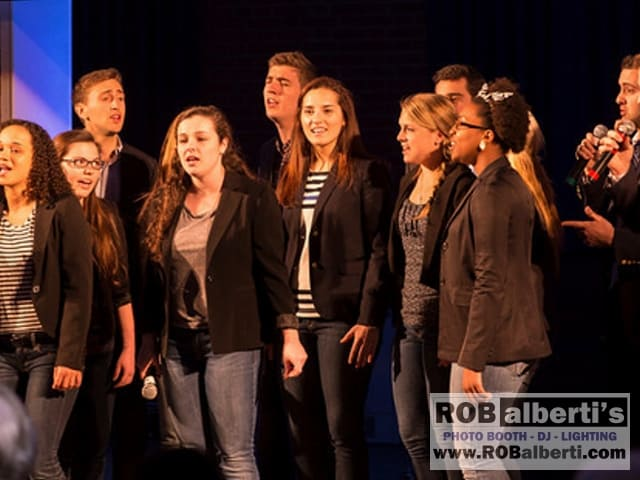 Bentley's Acappella Group