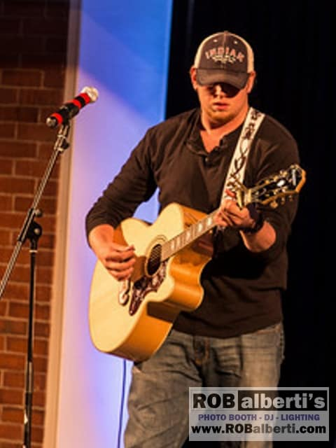 Alec MacGillivray- Country Singer/songwriter