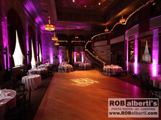 The Society Room Hartford CT Wedding DJ Lighting -  www.robalberti.com0 IMG_4998