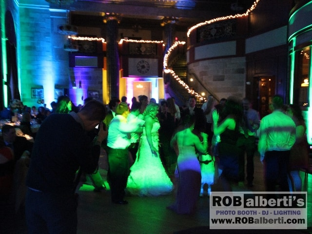 The Society Room Hartford CT Wedding DJ Lighting -  www.robalberti.com0 IMG_5054