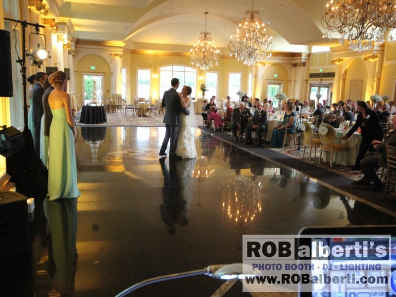 The Riverview SImsbury CT Wedding DJ Lighting Photos -  www.robalberti.com0 IMG_5934