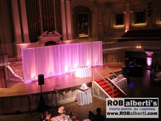 Mechanics Hall Worcester MA Wedding Lighting -0 IMG_6305- www.robalberti.com