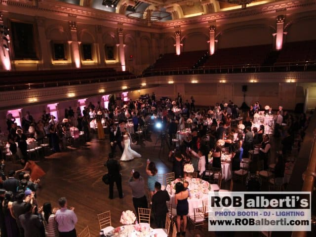 Mechanics Hall Worcester MA Wedding Lighting -0 IMG_6318- www.robalberti.com