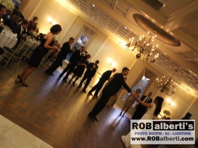 christa amp ryans wedding reception the farmington club