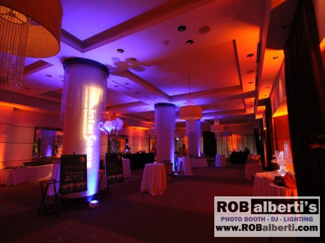 The Marquee Hartford CT Corporate Party Entertainment Lighting -IMG_6955- www.robalberti.com
