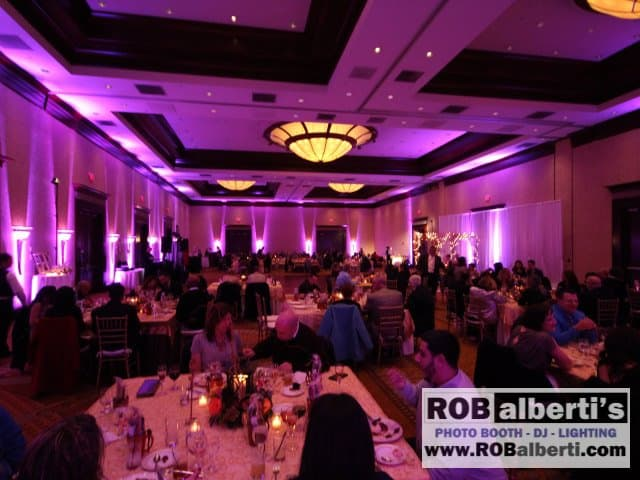 Crowne Plaza Warwick RI Wedding Lighting -0 IMG_7484- www.robalberti.com