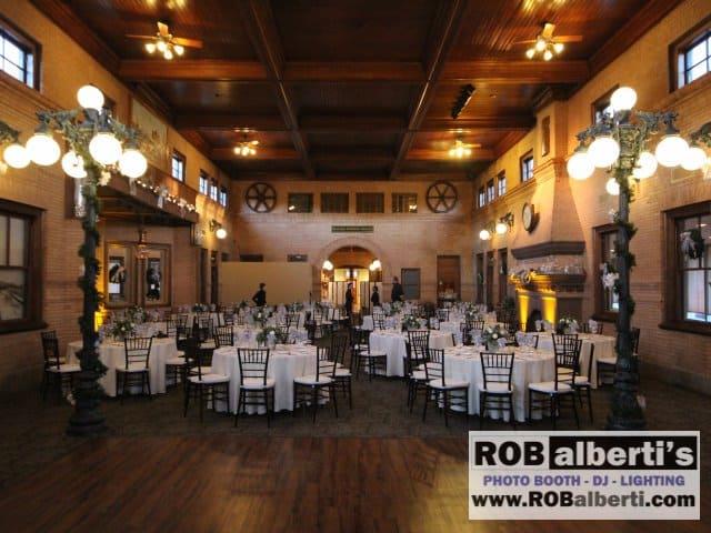 Union Station Banquets Northampton MA Weddings0 IMG 7518 Robalberti