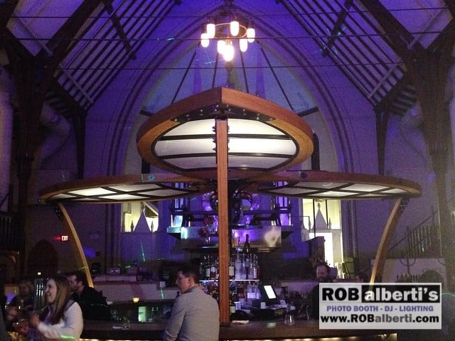 Grace - local restaurant / bar for their after party