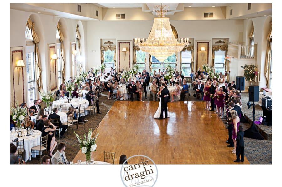 The Bond Ballroom - BEFORE
