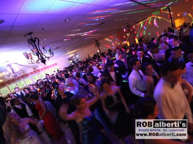The Log Cabin - Holyoke MA - Prom DJ & Photo Booth Rental