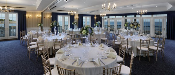 kara kevin 39 s wedding madison beach hotel madison ct drapes rob alberti 39 s event. Black Bedroom Furniture Sets. Home Design Ideas
