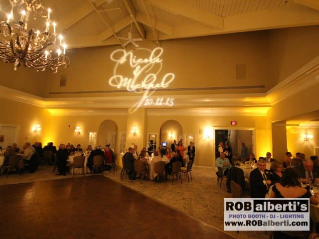 Nicole Mike Great River Country Club Ord Ct Wedding Rob Alberti S Event Services 413 562 2632