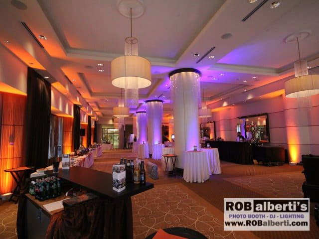Marquee Hartford Ct Corporate Event Lighting Rob
