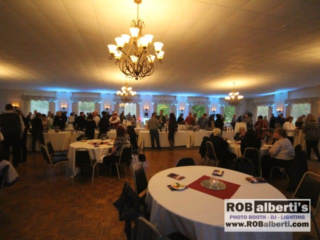 Tekoa Country Club Westfield MA Event Lighting Corporate Event Production -0 IMG_1412