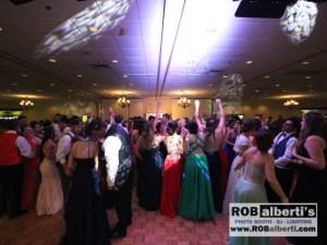 Log Cabin Holyoke MA - Prom DJ - Club Lighting - Rob