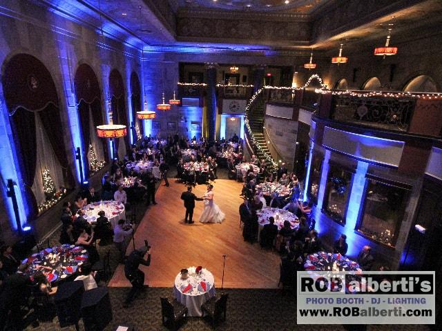The Society Room of Hartford CT New Years Eve Wedding -  www.robalberti.com0 IMG_4405
