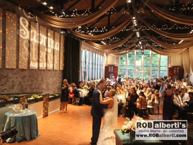 The pond house cafe wedding dj west hartford ct rob for The hartford house