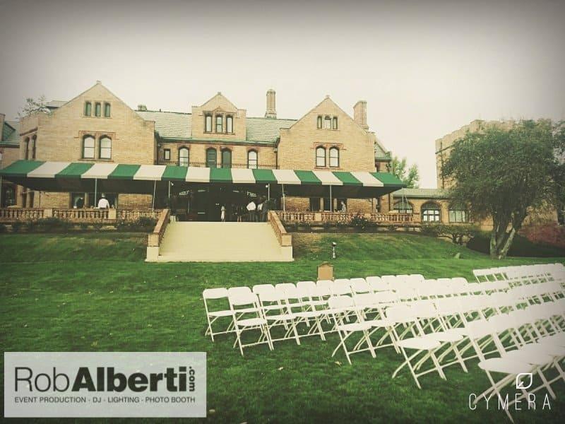 Rebekah & Jim - The Cranwell Resort - Lenox MA Wedding DJ