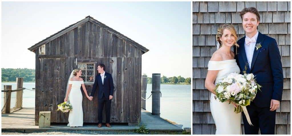 Margaret Scott The Boat Shed Mystic Ct Seaport Wedding Rob
