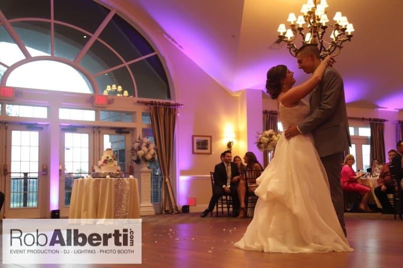Shannon + Shawn u2013 The Riverhouse u2013 Haddam CT Wedding DJ & Wedding u0026 Event Lighting Ideas | Rob Albertiu0027s Event Services - 413 ...