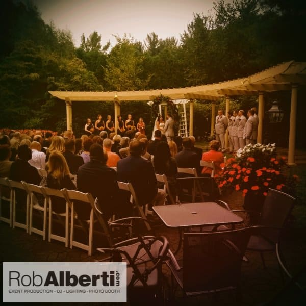 Instrumental Wedding Recessional Songs: The North House