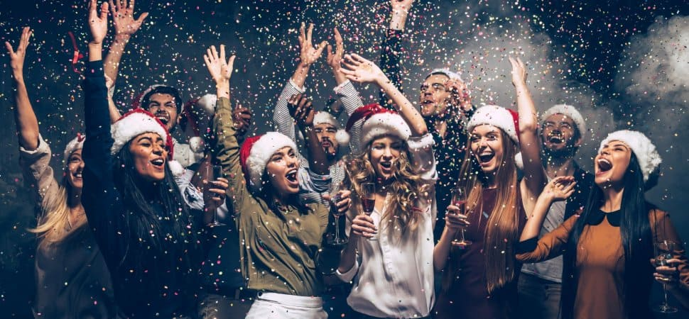 Corporate Holiday Party Ideas - DJ + Entertainment - Photo Booth