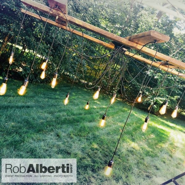 Wedding Chandelier Rentals Custom Wood Chandeliers