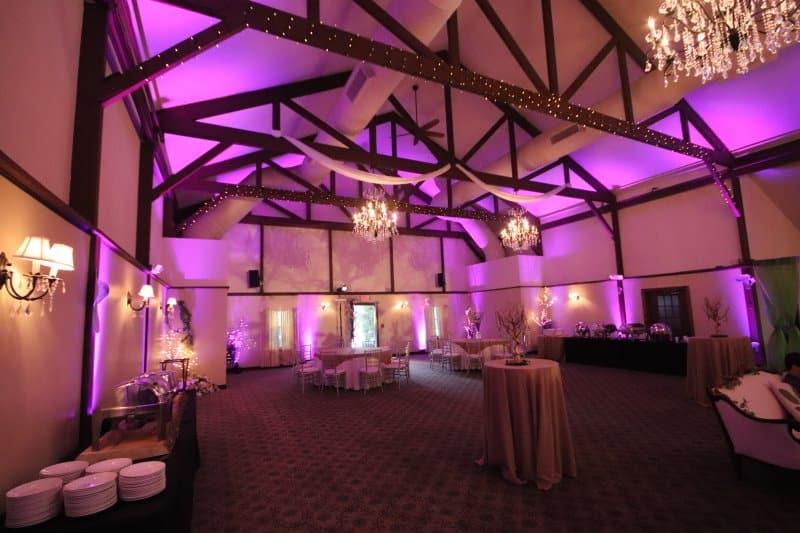 What Will Lighting Do For My Wedding Uplighting V Dance Lighting